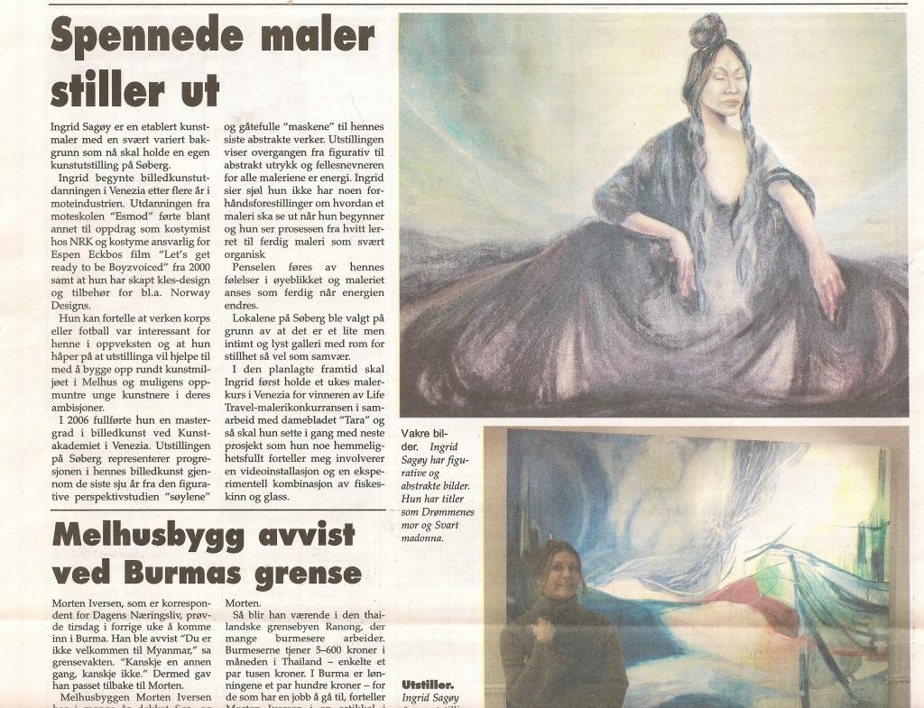 14 Trønderbladet 2007
